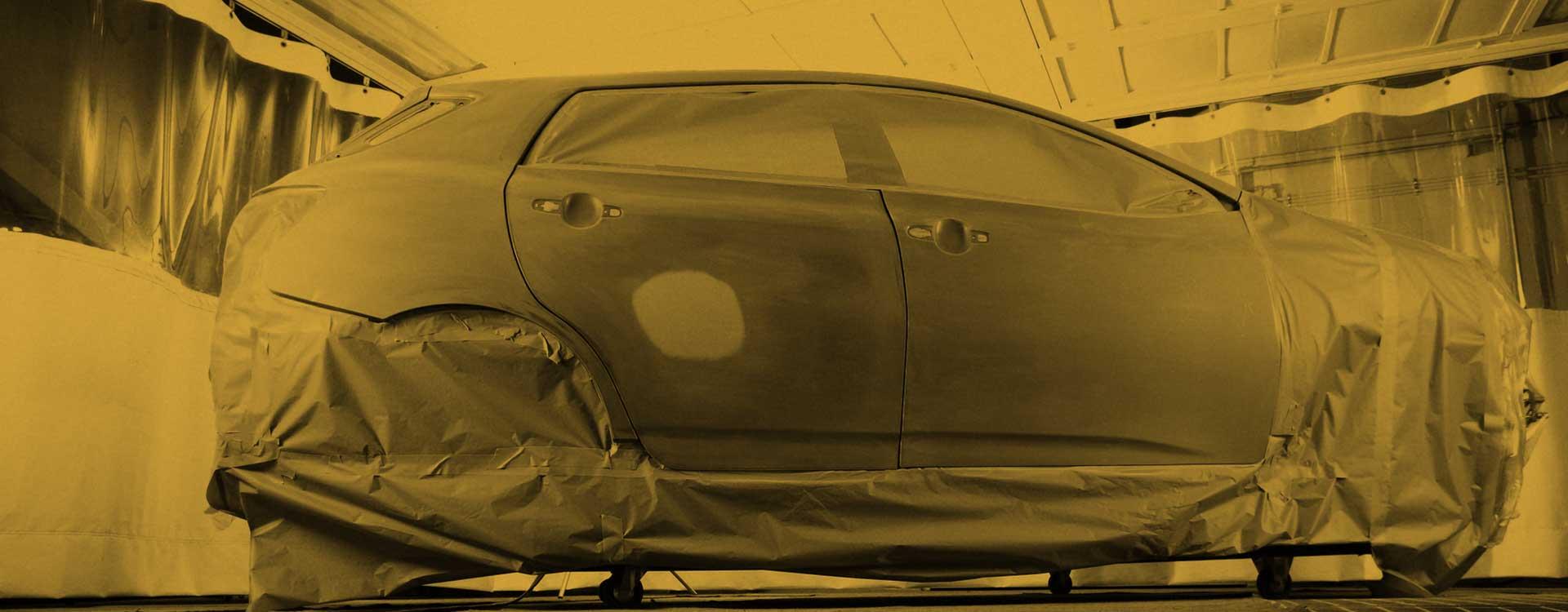 Auto Frame Repair & Alignment Denver | Golden Coach Works